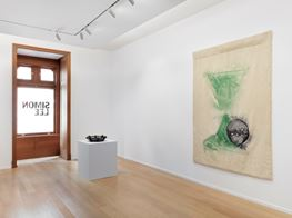 "Mai-Thu Perret<br><em>Flowers in the Eye</em><br><span class=""oc-gallery"">Simon Lee Gallery</span>"