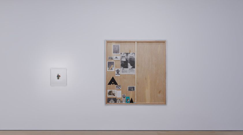 XR Exhibition view: Michael Wilkinson,Mountains of The Mind,The Modern Institute on Vortic (5 March–3 April2021). Courtesy the Artist and The Modern Institute/Toby Webster Ltd, Glasgow.