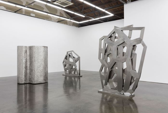 Richard Deacon, New Sculpture, Beijing Commune, Beijing (17 March - 12 May, 2018). Courtesy the artist and Beijing Commune.