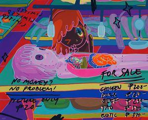 KATAWANG DI MABENTA NG BUO PWEDE NG PIRAPIRASO by Yeo Kaa contemporary artwork