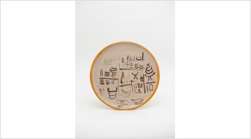 Contemporary art exhibition, Matthew Lutz-Kinoy & Natsuko Uchino, Keramikos at Taka Ishii Gallery, Complex665, Tokyo