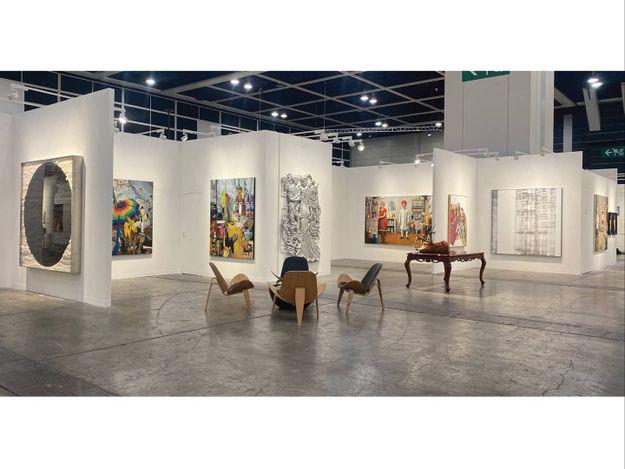 Tang Contemporary Art, Art Basel in Hong Kong 2021 (19–23 May 2021). CourtesyTang Contemporary Art, Beijing.