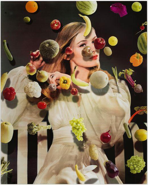 Better Halves Bitter Ends by Urs Fischer contemporary artwork