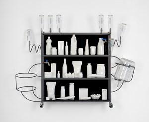 Epicerie - Vitrine by Lucy + Jorge Orta contemporary artwork