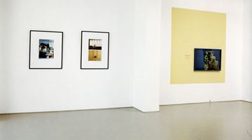 Contemporary art exhibition, Group Exhibition, Accrochage I at Galerie Greta Meert, Brussels