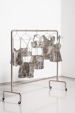 The Rack I Remember by Tayeba Lipi contemporary artwork