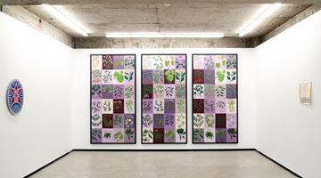 Contemporary art exhibition, Kauri Hawkins, Maioha Kara, Nikau Hindin, Ayesha Green, He Tohu at Jhana Millers, Wellington, New Zealand