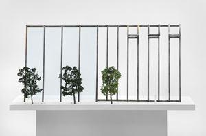 Atelierfenster by Isa Genzken contemporary artwork