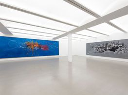 """Georges Mathieu<br><span class=""""oc-gallery"""">Perrotin</span>"""
