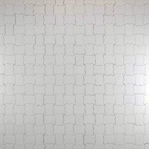Little Fat Flesh the Myriad Brackets 120cm² White by Inga Svala Thórsdóttir & Wu Shanzhuan contemporary artwork