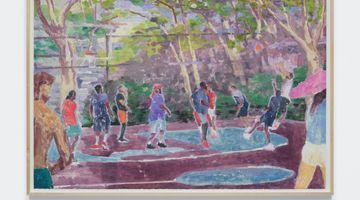Contemporary art exhibition, Brian Lotti, Recreational Behavior at Simchowitz, Los Angeles, USA