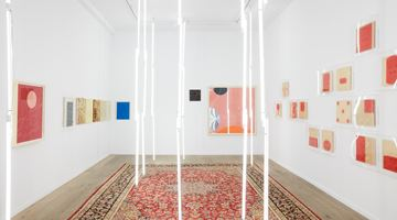 Contemporary art exhibition, Carlito Carvalhosa, I Want To Be Like You at Galeria Nara Roesler, New York