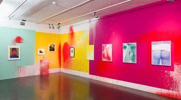 Contemporary art exhibition, Group Exhibition, Fire/works for Parkett 2.0 at Parkett, Zurich Exhibition Space