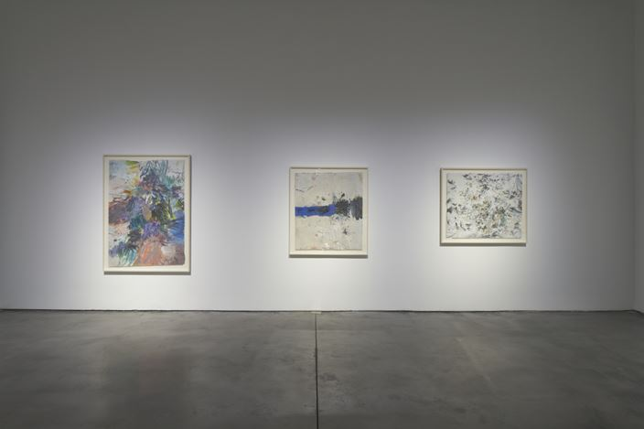 Exhibition view: Group Exhibition, Echo on Paper, ARARIO GALLERY SHANGHAI (20 June–23 August 2020). Courtesy ARARIO GALLERY.