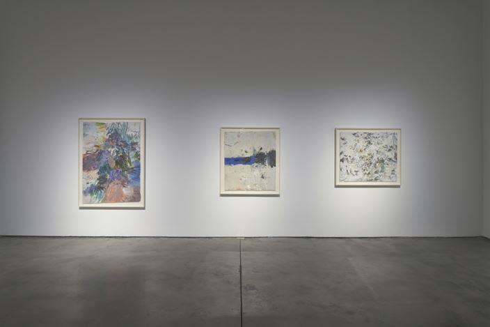 Exhibition view:Group Exhibition,Echo on Paper, ARARIO GALLERY SHANGHAI (20 June–23 August 2020). Courtesy ARARIO GALLERY.