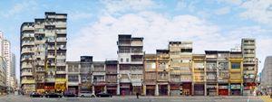 'Shanghai Street', The Last Tong Lau, Mongkok by Stefan Irvine contemporary artwork