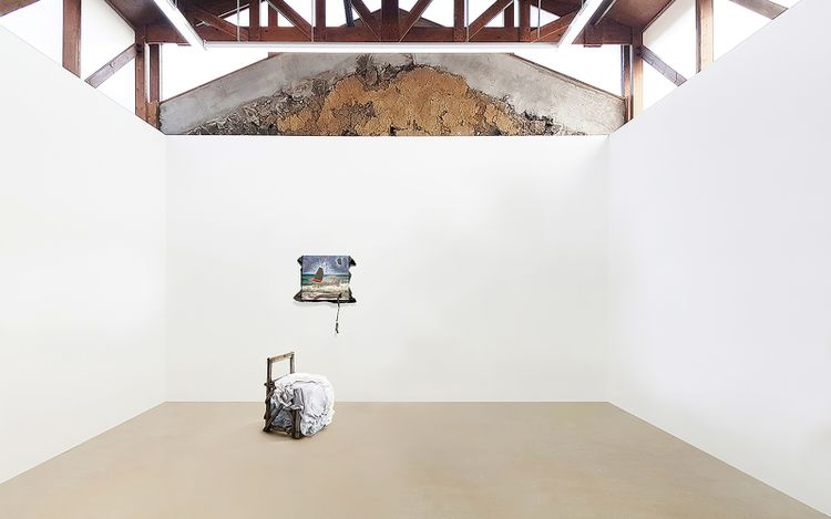 Exhibition view:Jin Meyerson, RETURN, Gallery2 Joongsun Nongwon, Jeju Island (11 April–10 July 2021). Courtesy Gallery2.