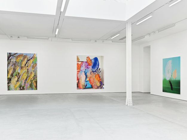 Exhibition view:Urs Fischer, The Intelligence of Nature,Sadie Coles HQ, Kingly Street, London (4 June–31 July 2021). CourtesySadie Coles HQ, London.