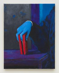 Red Book by Joshua Petker contemporary artwork painting