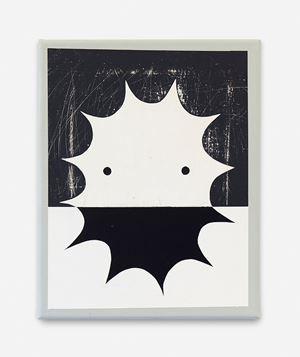 One day my star, next day my monster (version 2) by Henriette Grahnert contemporary artwork