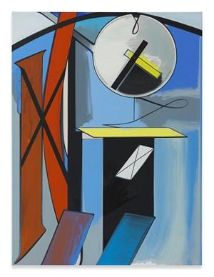Stilleben by Thomas Scheibitz contemporary artwork