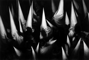 Untitled (Holy Week; Seville, Spain) by Robert Longo contemporary artwork