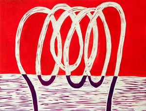 Spirale by Claudia Terstappen contemporary artwork