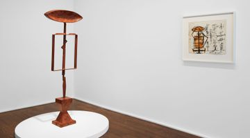 Contemporary art exhibition, David Smith, Follow My Path at Hauser & Wirth, 69th Street, New York