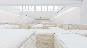 Contemporary art exhibition, Zhao Zhao, White at Tang Contemporary Art, Beijing 2nd Space