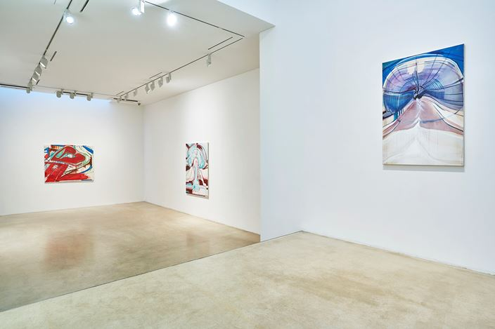 Exhibition view: Seeun Kim, Pitman's Choice, ONE AND J. Gallery, Seoul (17 October–17 November 2019). Courtesy ONE AND J. Gallery. Photo: Euirock Lee.