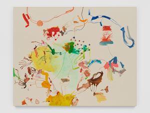 Colonial Foot by Sue Williams contemporary artwork