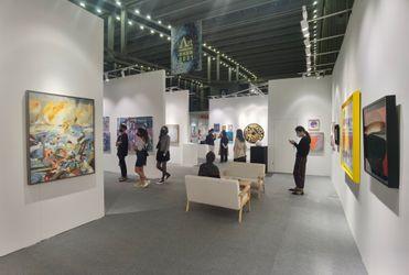 Exhibition view: Whitestone Gallery, Art Shenzhen 2021 (9–12 September 2021). Courtesy Whitestone Gallery, Hong Kong.