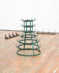 La Tour by Michael Parekowhai contemporary artwork sculpture