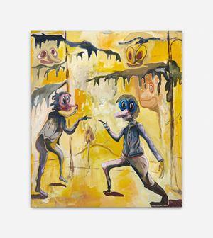 Five Fools Forum by Pierre Knop contemporary artwork