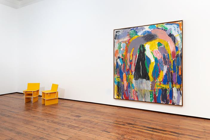 Exhibition view: Group Exhibition, Did you ever think there would come a time?, Goodman Gallery, Cape Town (19 December 2020–20 February 2021). Courtesy Goodman Gallery.