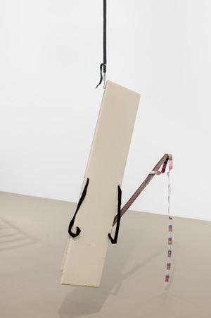 Untitled portable sculpture (La Señora de Las Nueces) 2 by Abraham Cruzvillegas contemporary artwork