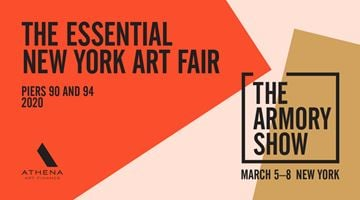 Contemporary art exhibition, The Armory Show 2020 at Galerie Eigen + Art, Berlin