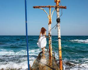 SamyJoe, Beirut, Lebanon by Rania Matar contemporary artwork photography