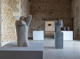 "Eduardo Chillida<br><span class=""oc-gallery"">Hauser & Wirth</span>"