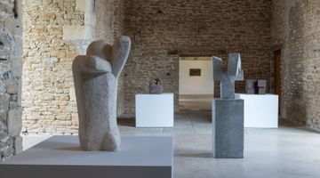 Contemporary art exhibition, Eduardo Chillida, Eduardo Chillida at Hauser & Wirth, Somerset