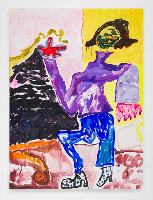 Three Steps to Reveal by Tom Polo contemporary artwork