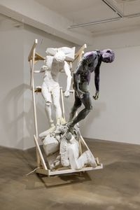 The Two Shades by ByungHo Lee contemporary artwork sculpture