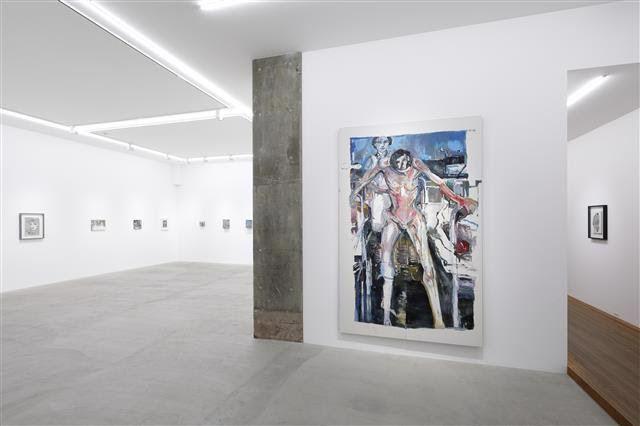 Exhibition view: Ataru Sato, Øth (Zeroth), KOSAKU KANECHIKA, Tokyo (6 June–11 July 2020). Courtesy the artist and KOSAKU KANECHIKA.