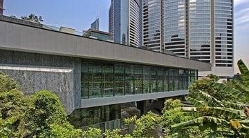 Asia Society Hong Kong contemporary art institution in Hong Kong