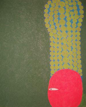 What had I been doing? I by Nobuko Watabiki contemporary artwork
