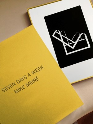 Seven Days A Week by Mike Meiré contemporary artwork
