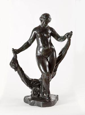 La danseuse au voile by Pierre-Auguste Renoir contemporary artwork