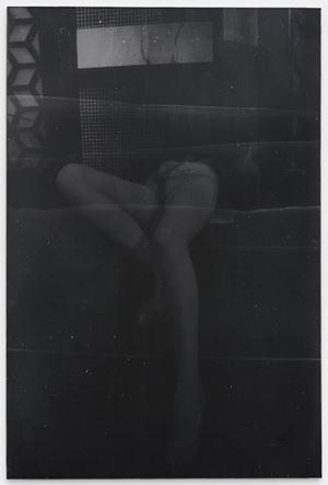 As I lie by Dirk Braeckman contemporary artwork