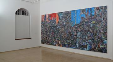Contemporary art exhibition, P. R. Satheesh, FRENETIC at Galerie Mirchandani + Steinruecke, Mumbai