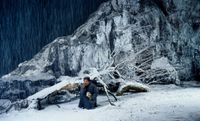 Lu Xun by Wang Qingsong contemporary artwork photography, print